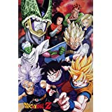 Dragon Ball Z Cell Saga DBZ Maxi Poster 61x91.5cm