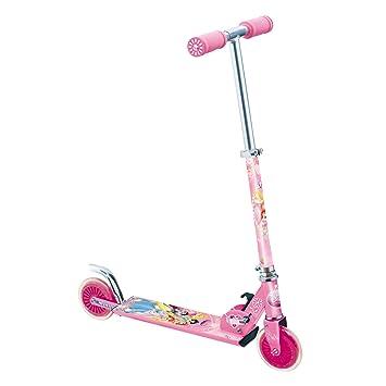 Princesas Disney - Patinete 2 ruedas (Mondo Toys 18486)
