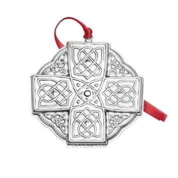 Image Unavailable. Image not available for. Color: Towle Celtic Sterling  Silver Christmas Holiday Ornament ... - Amazon.com: Towle Celtic Sterling Silver Christmas Holiday Ornament