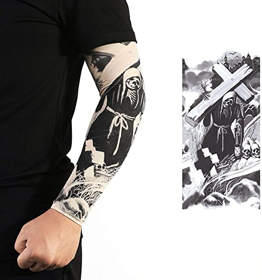 Duan hai rong DHR Manga del Tatuaje de Moda Tatuajes temporales ...