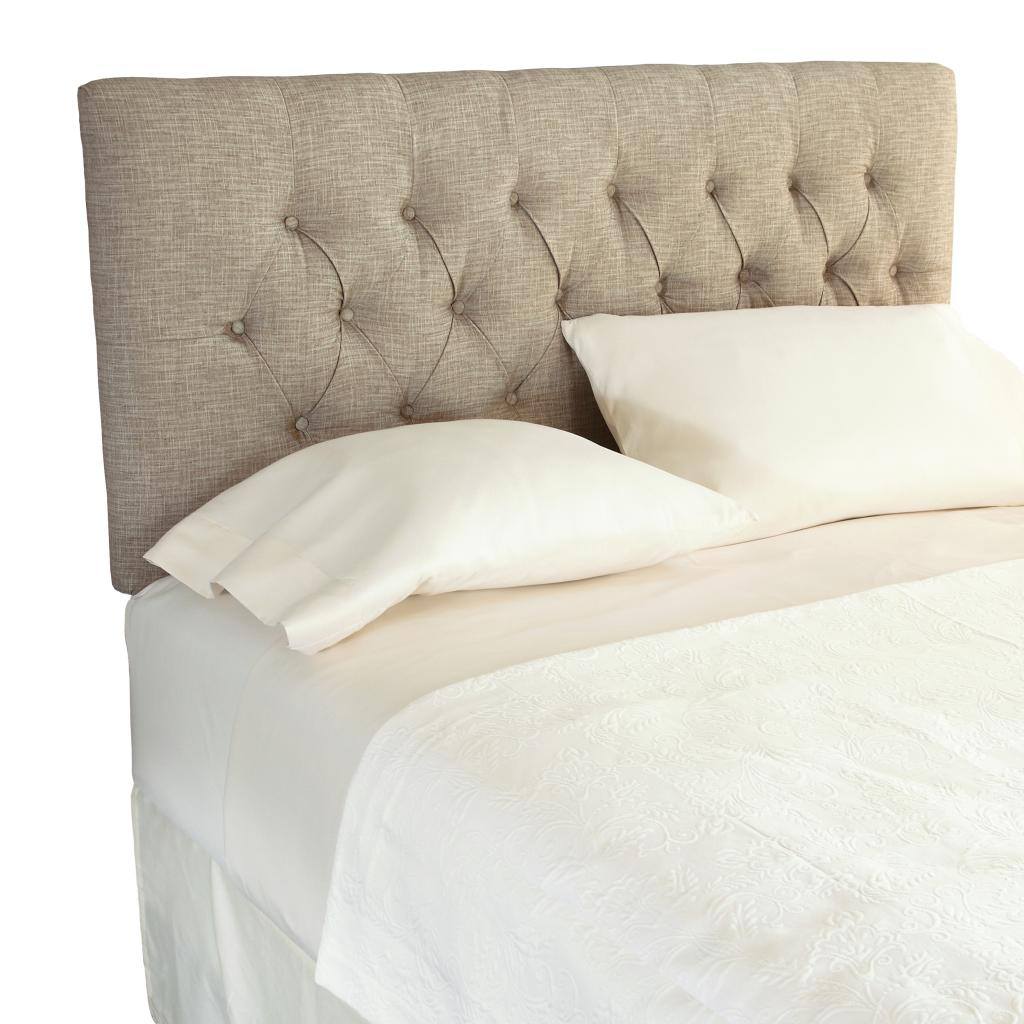 Adjustable Queen Headboard : Humble haute ashford adjustable diamond