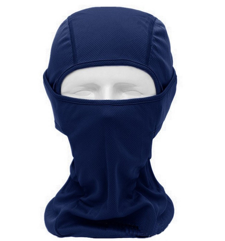 OSdream Outdoor Sports Full Face Mask/Military Balaclava Full Face mask (Dark Blue)