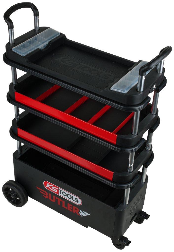 KS Tools 895.0000/carro de Butler plegable absenk Bar y se puede cerrar Bar