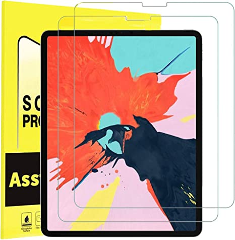Tempered Glass Screen Protector Hardness For iPad Pro 12.9 3rd Generation 2018