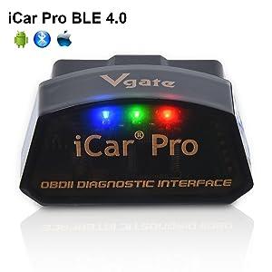 Vgate iCar 4.0 (BLE) Code Reader