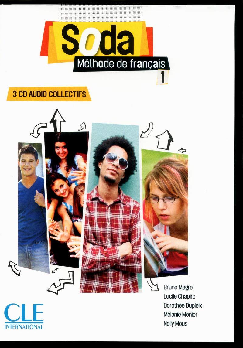 Soda. Méthode de français: CD audio collectifs 1 (3): Amazon ...