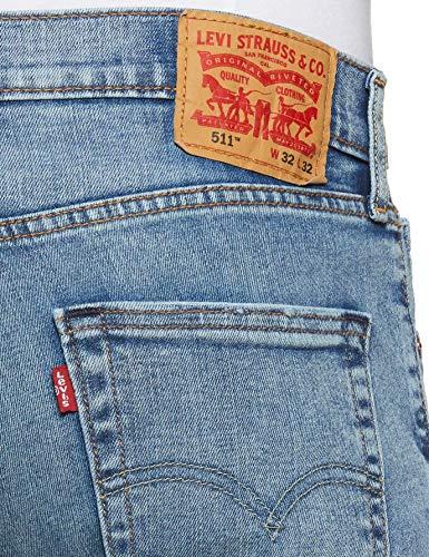 Levi's Men's Slim Fit Jeans 2021 July Care Instructions: Machine Wash Fit Type: Slim Heavy Fade