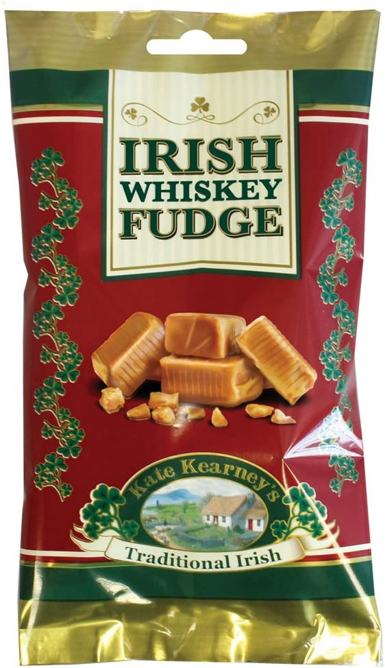 Kate Kearney Irish Whiskey Fudge Bag