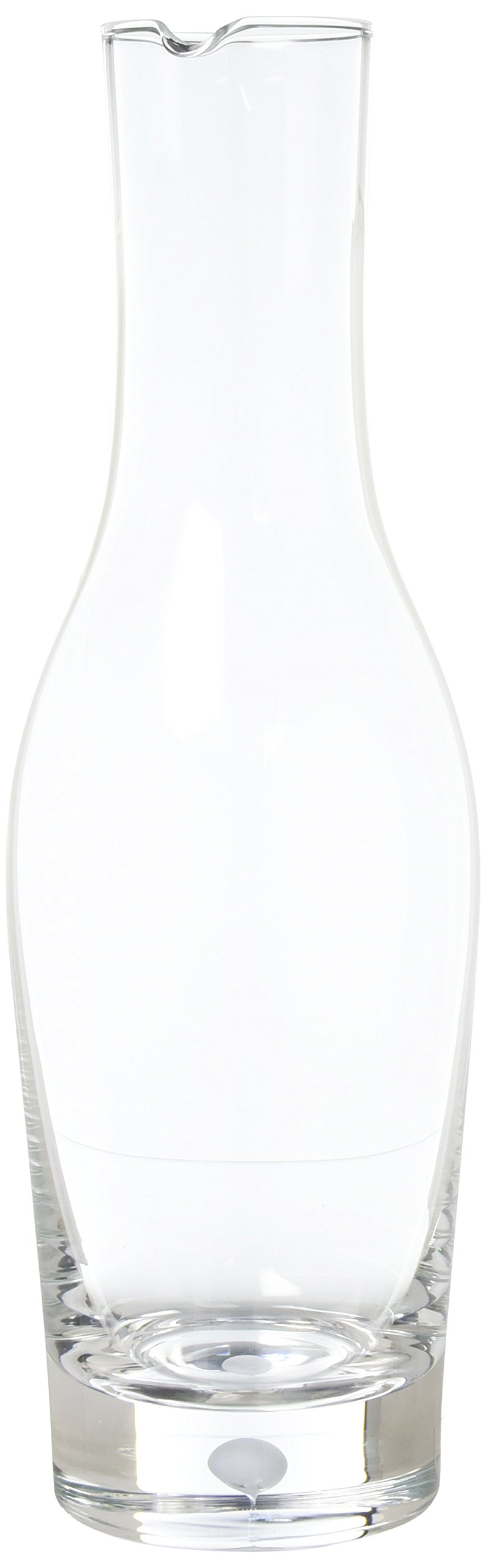 Orrefors Intermezzo Satin 37.3 Ounce Decanter