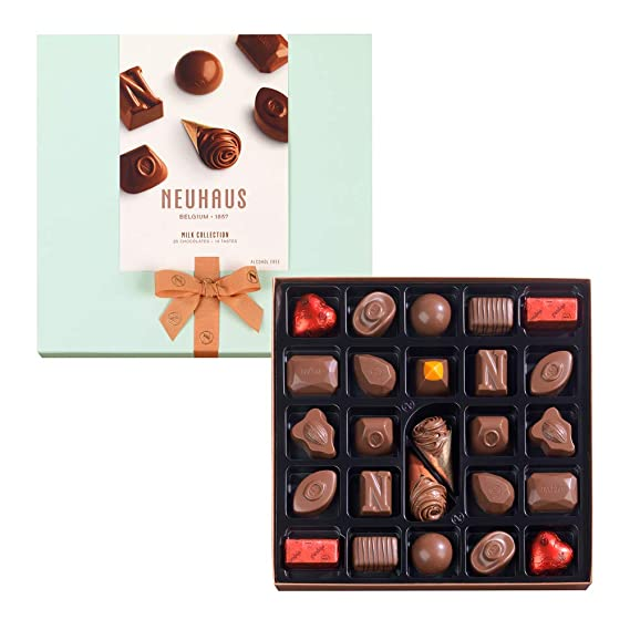 Neuhaus Collection Milk Chocolate - 25 bombones