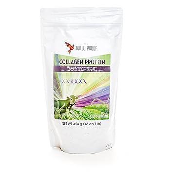 Bulletproof Upgraded Collagen Protein, LAGnwH 3 Pack (16 oz)