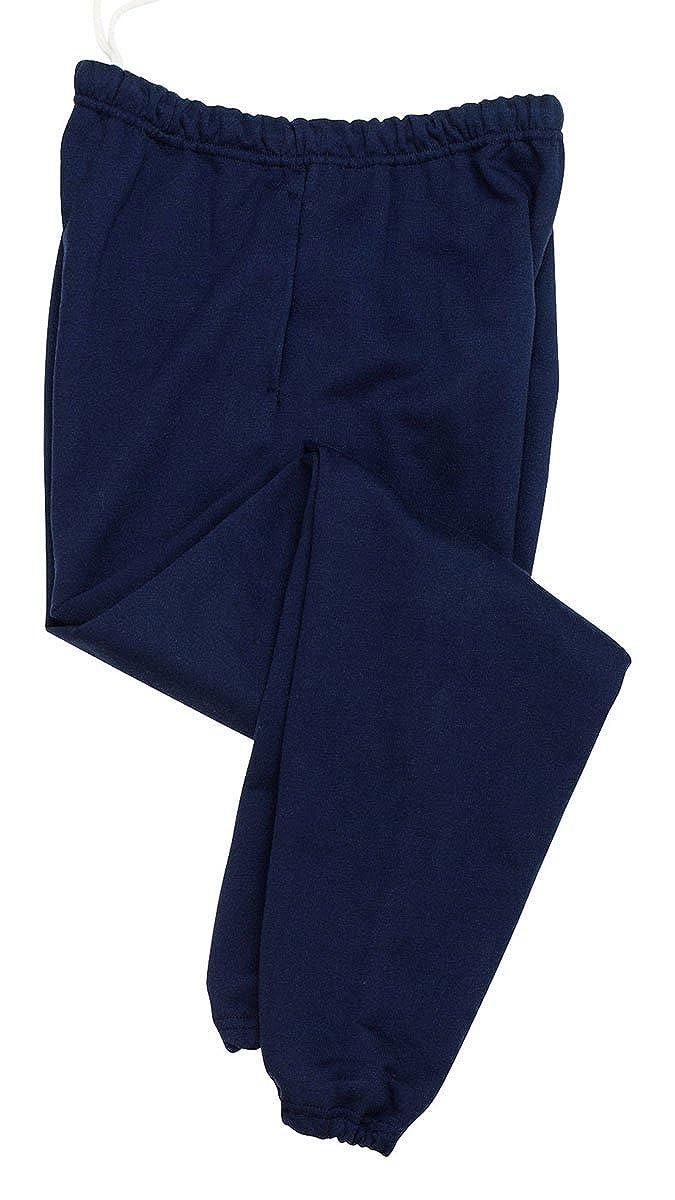 J. bleu marine S Jerzees Hommes's Super Sweatpants With Pocket