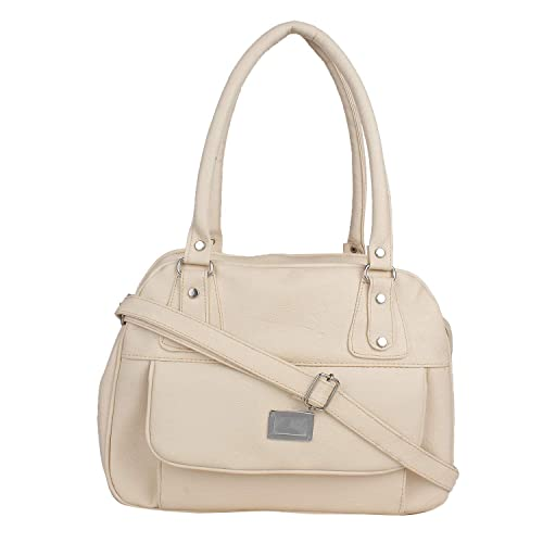 6f2a349846a3e Element Cart PU Material Off White Color Hand Messenger Bag For Woman Girls   Amazon.in  Shoes   Handbags