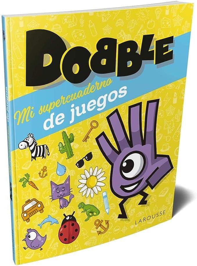 Zygomatic-Mi supercuaderno de Juegos Dobble, Color (Asmodée ...