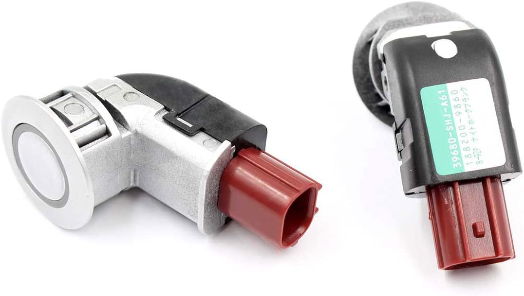 Black 39680-SHJ-A61 Rear Backup Parking Corner Sensor For Honda CRV ODYSSEY US