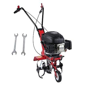 sweepid Gasolina gartenfräse azada 139 cc 2.5 KW 3000rpm 1.6L motoazada suelo Fresadora Cultivador Fresadora