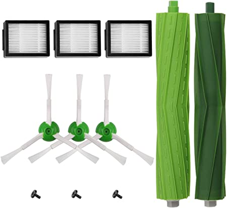 AplusTech Kit Recambios Repuestos y Accesorios Filtro, Cepillo ...