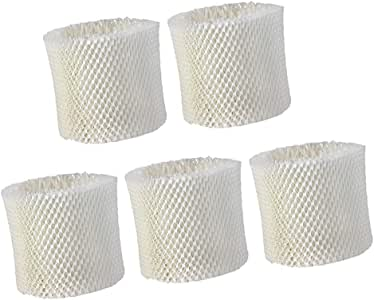 FITYLE 5X Air Humidifier Replacement Accessories - #HU4102 Filter - Compatible with Philips HU4801 / HU4802 / HU4803 - to Improve Performance of Humidifiers