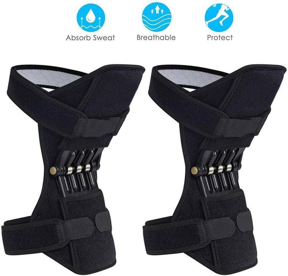 膝サポーターブースターコンプレッションディープケア関節炎痛みの軽減、スポーツ傷害リハビリテーション、再傷害に対する保護