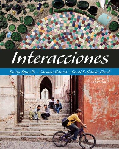 Interacciones (Available Titles CengageNOW) Pdf