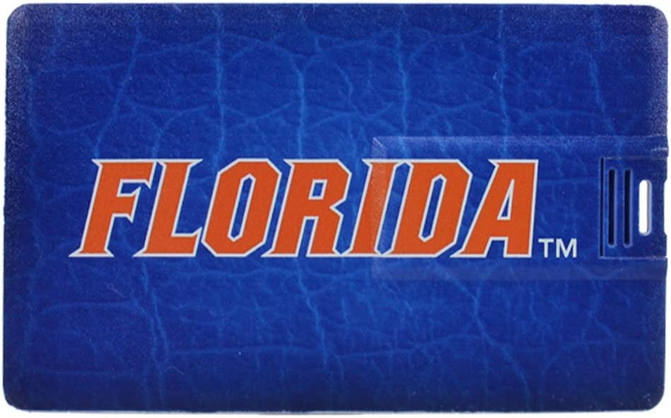 Flashscot Florida Gators iCard USB Drive 4GB