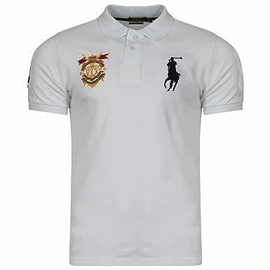 d154dee69b09 Ralph Lauren Polo Shirt. Short Sleeve. Big Pony. Masterclass. (L ...