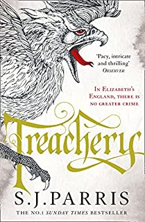 Book Cover: Treachery