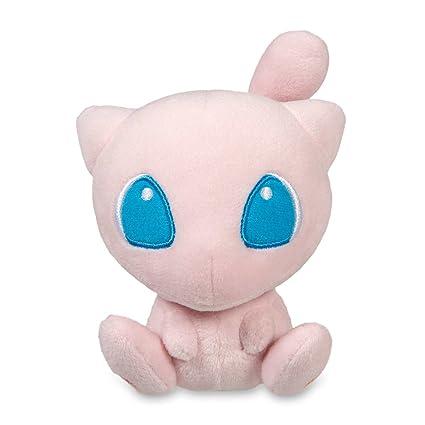 Pokemon Mew Plush Toy Stuffed Animal Doll Amazon Co Uk Toys Games
