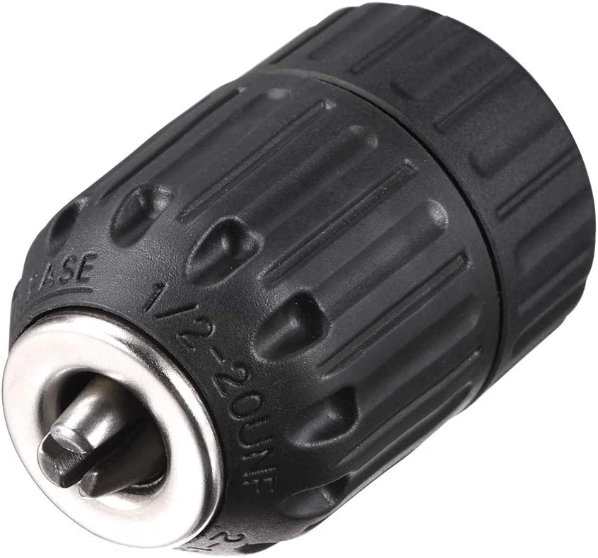 """20UNF thread with adapter Access 2021 P3Z5 Keyless drill chuck 2-13mm to 1//2/"""""""