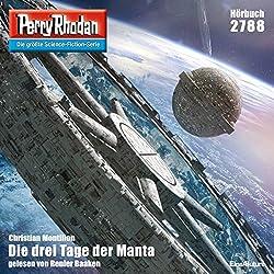 Die drei Tage der Manta (Perry Rhodan 2788)