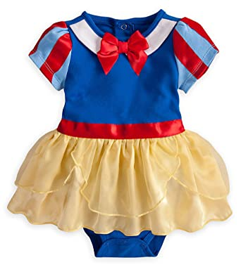Sensible Disney Snow White Body Suit Other Newborn-5t Girls Clothes 9-12 Months