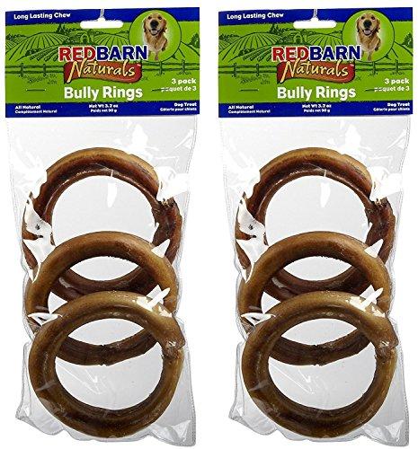Naturals Bully Rings (Red Barn Bully Rings)