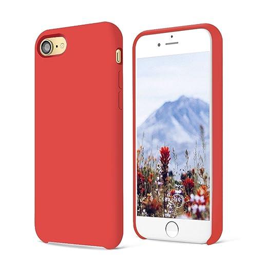 22 opinioni per iPhone 7 Custodia,SURPHY Morbida Silicone Gel iPhone 7 Cover