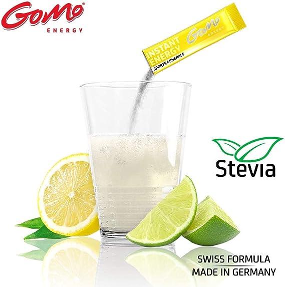 GoMo ENERGY® Bebida deportiva isotónica de minerales sin ...