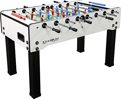 Amazoncom Italian Foosball Table Stadium Indoor Soccer Table - Italian foosball table