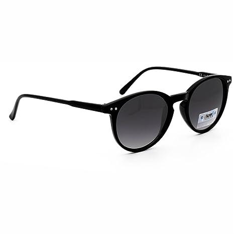 c007ee397b ISURF EYEWEAR Occhiali da Sole Modello 21OTTANTA Wood Effetto Legno Rotondi  SPECCHIATI O SFUMATI -vesibilità Piccola
