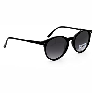 informazioni per 6db39 43b75 ISURF EYEWEAR Occhiali da Sole Modello 21OTTANTA Wood Effetto Legno Rotondi  SPECCHIATI O SFUMATI -vesibilità Piccola