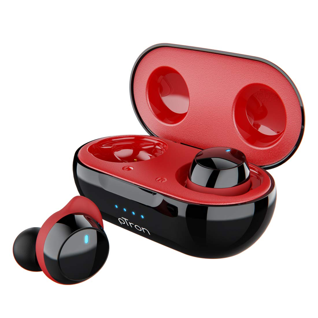 Ptron Bassbuds Elite Wireless Earbuds Launched in India