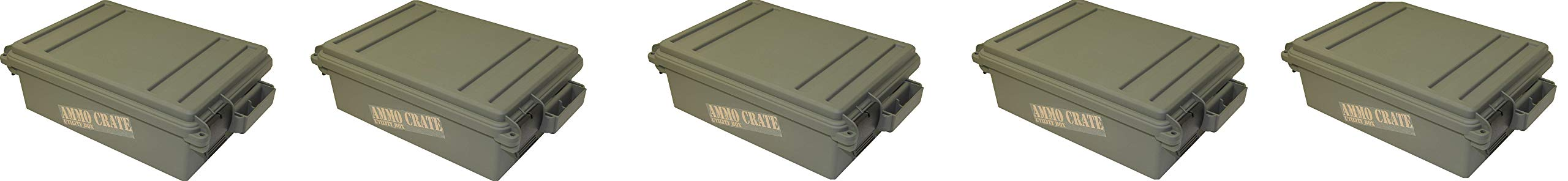 MTM ACR4-18 Ammo Crate Utility Box (Pack of 5)