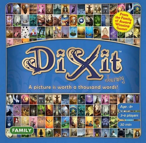 Dixit Journey Board Game - Dixit: Journey: Amazon.es: Juguetes y ...