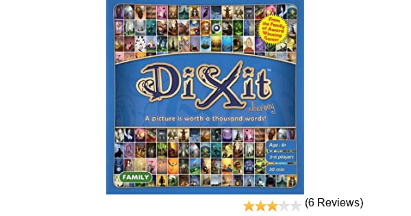 Dixit Journey Board Game - Dixit: Journey