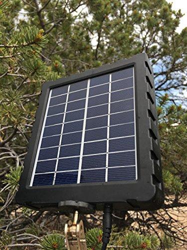 Bigfoot Camera Solar Charger 12v by Bigfoot