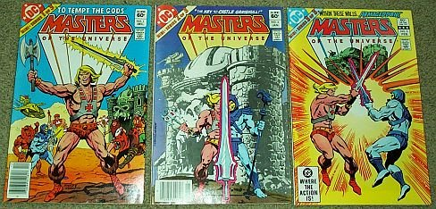 Hawkgirl Mini - Masters of the Universe No. 1-3 Mini Series (To Tempt The Gods, Volume 1)