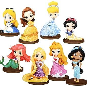 amazon disney characters q posket petit girls festival 全8種
