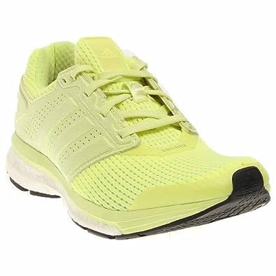 b1c8a15bb adidas Supernova Glide 7 - Women s Yellow White 10 10.5 11 6 6.5 7 7.5 8  8.5 9 9.5 Yellow 8 B(M) US  Amazon.in  Shoes   Handbags