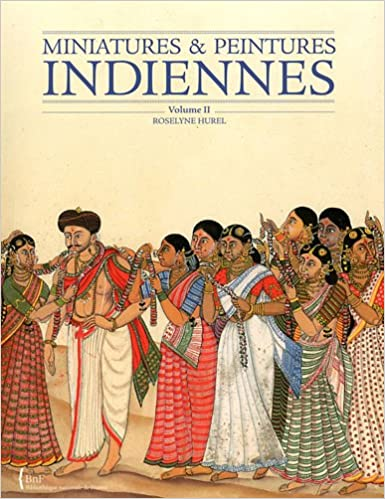 Téléchargement Miniatures & peintures indiennes : Volume 2 pdf epub