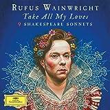 Take All My Loves: 9 Shakespeare Sonnets (2LP Vinyl)