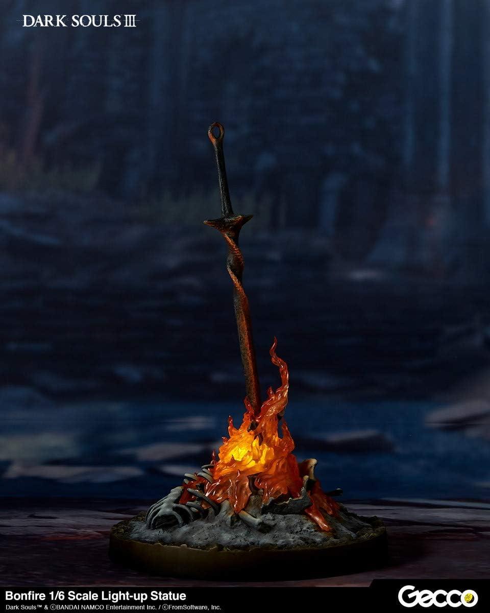 Anime Dark Souls III Bonfire Lit 1//6 PVC Scale Statue Figure Figurine Toy No Box