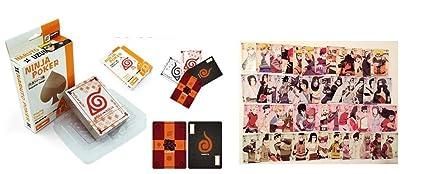 Amazon.com: Naruto Ninja Poker Playing Card: Sports & Outdoors