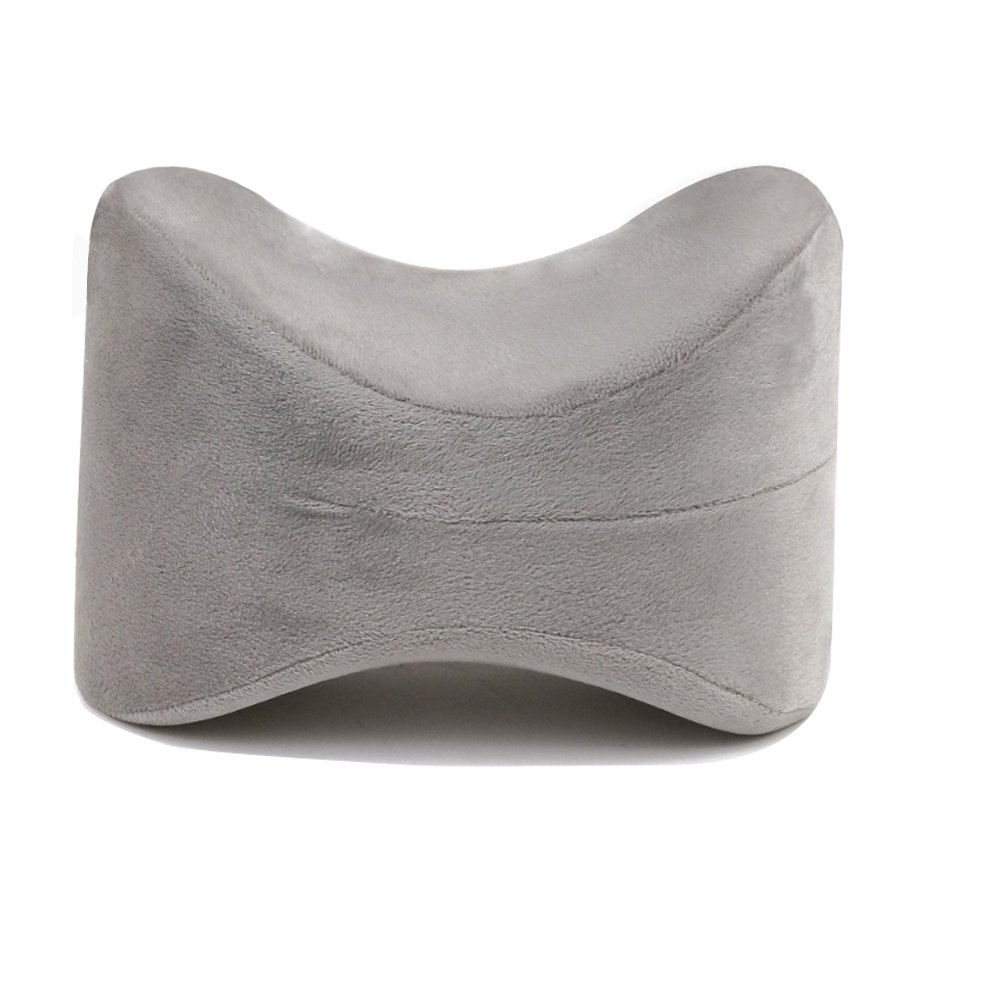 Leg and Knee Pillow Uebuy Sciatic Nerve Pain Relief Wedge Cushion for Side Sleeper,Pregnancy,Back and Hip Legpillow20